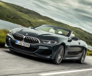 2019 BMW M850i 8-Series Convertible Raises the Roof
