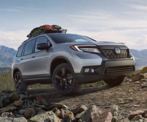 2019 Honda Passport Hauls 5 People and Gear Off-road and On
