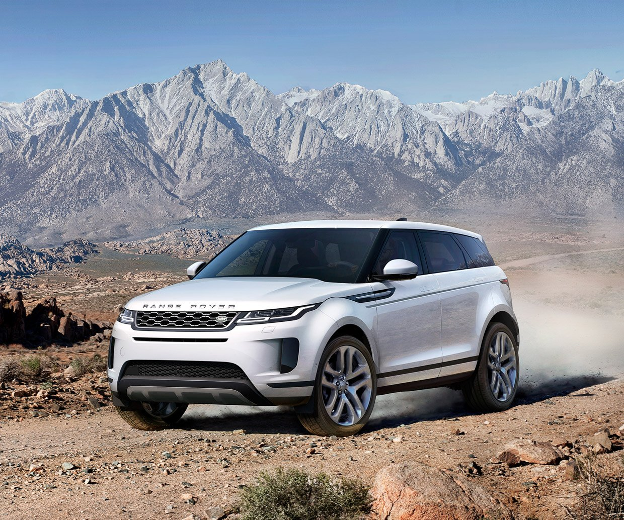 2020 Range Rover Evoque Keeps What Works, Improves Upon It