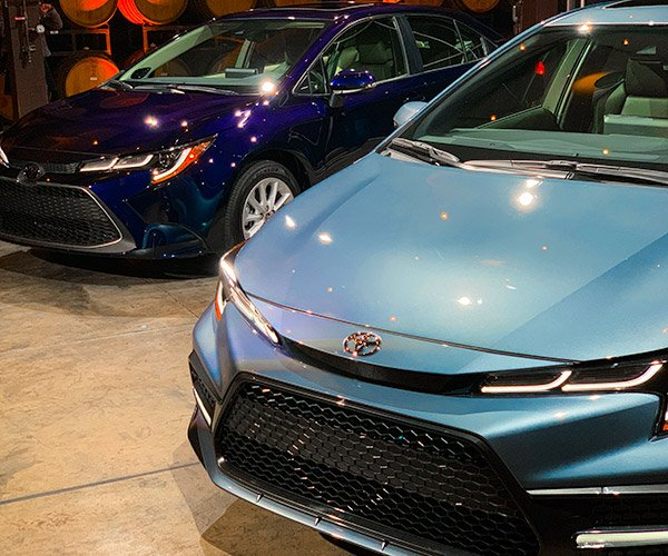 2020 Toyota Corolla Revealed: A New Sedan for a New Decade