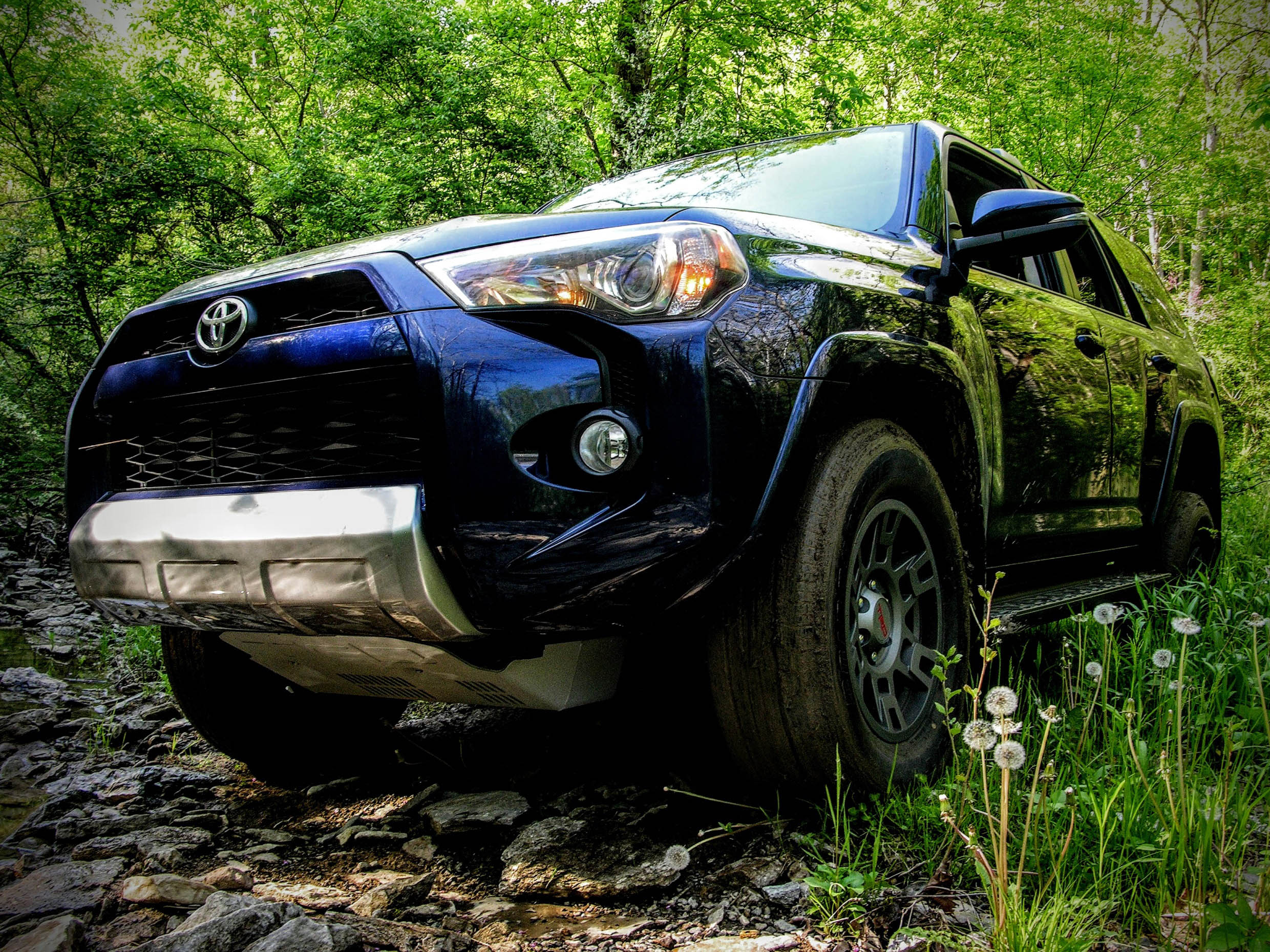 2018 Toyota 4Runner TRD Off-Road Premium Review: A 4×4 Classic