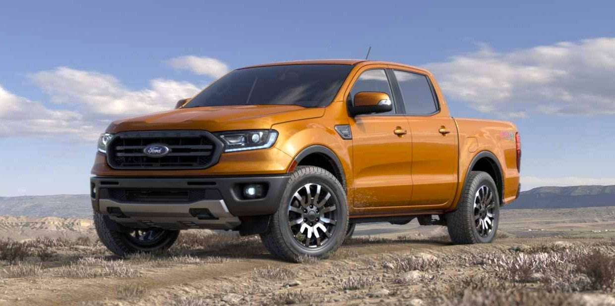 2019 Ford Ranger Heads Straight to the Top of Its Class