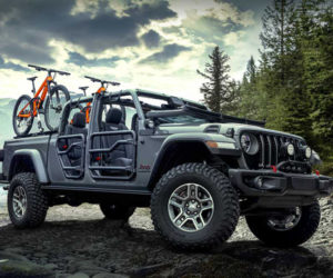 Mopar Has Over 200 Accessories Ready for 2020 Gladiator
