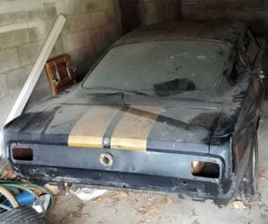 1966 Shelby GT350H Barn Find is One Sweet Pony