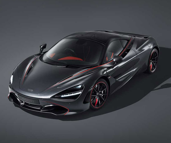 MSO Stealth 720S Is as Subtle as a McLaren Can Be