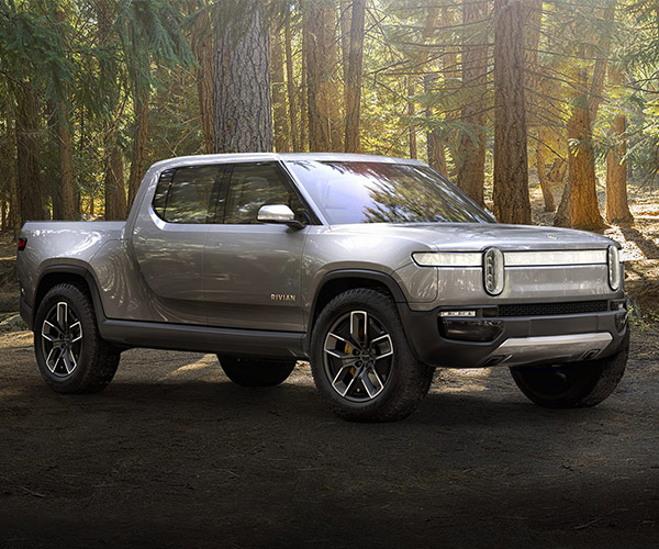 The Rivian R1T Is a Pure Electric Truck for the Tesla Set