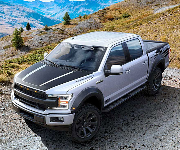 Roush F-150 SC Is a 650hp Towing Monster