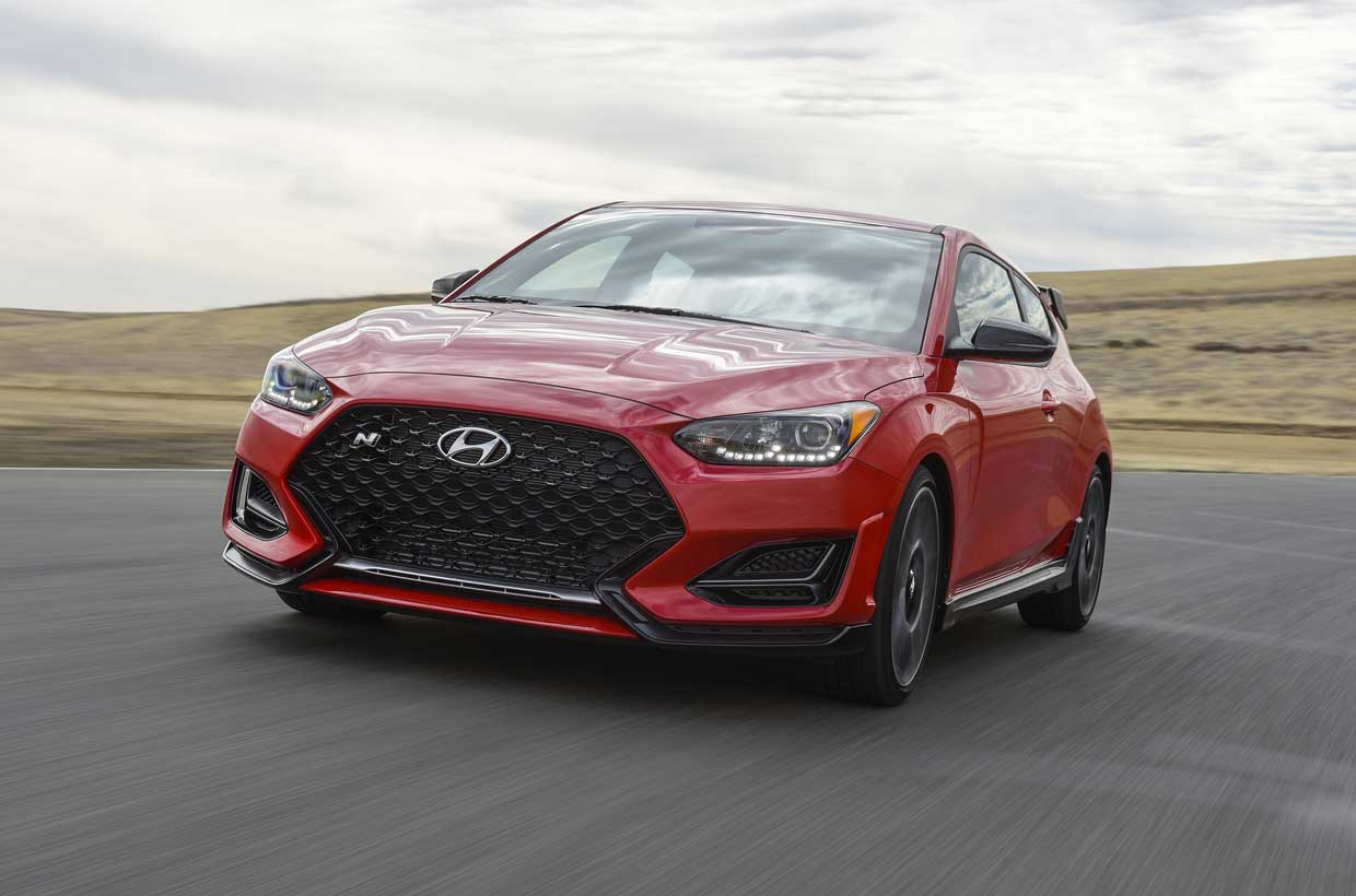 2019 Hyundai Veloster N Price And Release Date Announced 95 Octane