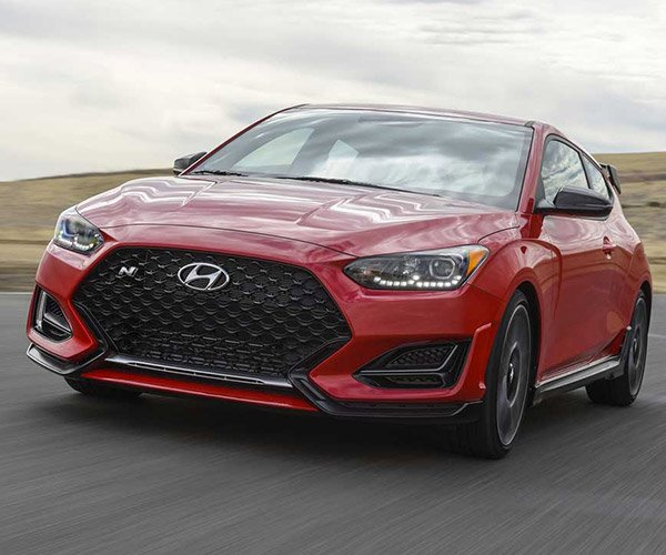 2019 Hyundai Veloster N: Korean Hot Hatch, Activate!