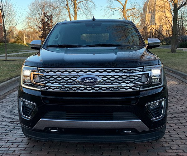 2018 Ford Expedition Max Platinum Review: Supersize SUV Succeeds