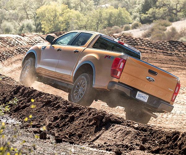 2019 Ford Ranger: 2019 Ford Ranger Oil Changes Are A Bit Complicated