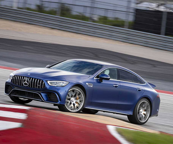 Mercedes-AMG GT 4-Door Coupe Kicks Ass and Crushes Wallets