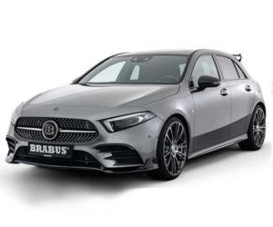Brabus 2019 Mercedes-Benz A-Class is all Class