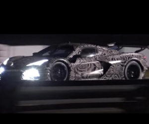Corvette C8.R Mid-Engine Beast Hits Sebring