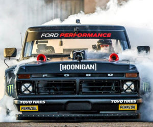 Gymkhana Ten Supersizes the Hooning Action