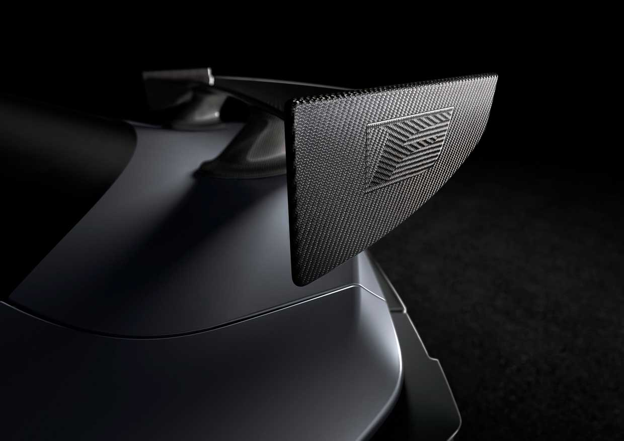 Lexus Taunts Fans with Teaser Shot of RC F Track Edition