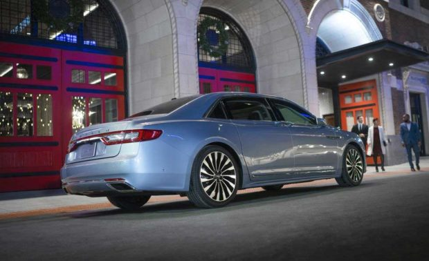 2019 Lincoln Continental Coach Door Edition Revealed 95