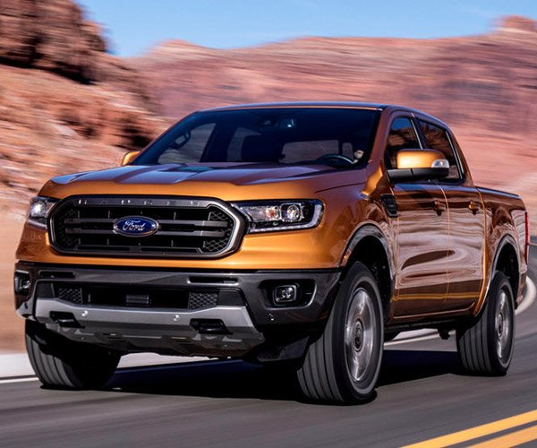 2019 Ford Ranger Oil Changes Are a Bit Complicated