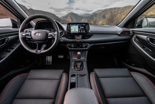 2019 Hyundai Elantra Gt N Line Brings Power And Handling