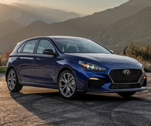 2019 Hyundai Elantra GT N Line Brings Power and Handling Upgrades