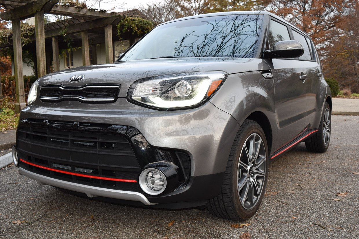 2019 Kia Soul! Review: The Party Continues
