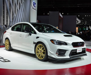 2019 Subaru WRX STI S209 Turns up in Detroit