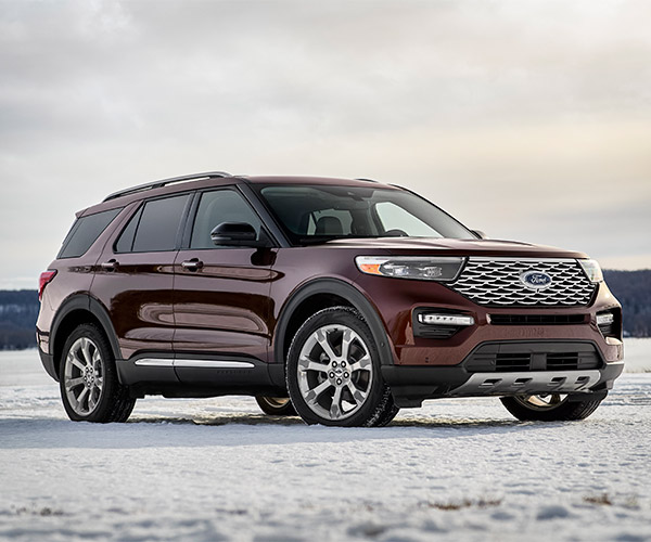 2020 Ford Explorer Gets More Power, Tech, Towing, and Cargo Space