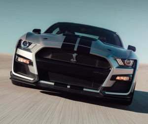 2020 Ford Mustang Shelby GT500 Cranks out More Than 700hp