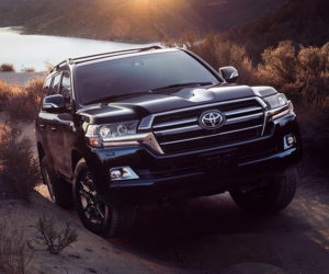 2020 Toyota Land Cruiser Heritage Edition Celebrates Six Decades