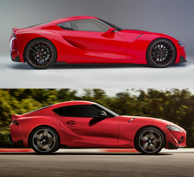 Medium Priced Sports Cars: 2020 Toyota Supra Gets Official: Specs, Price, And Details