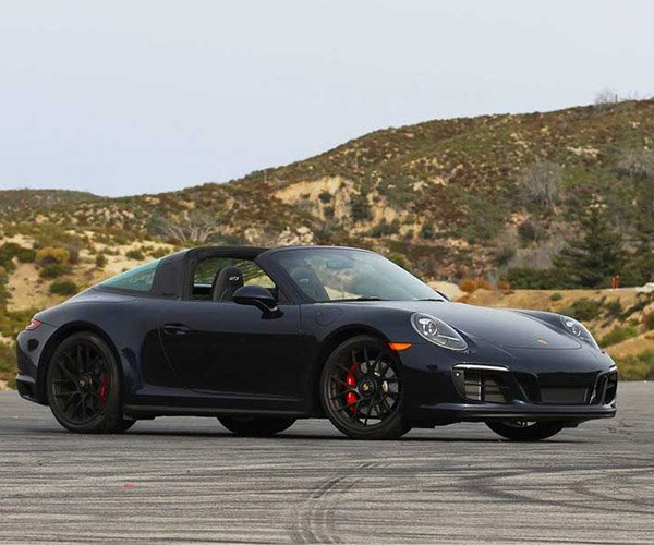 Porsche 911 Targa GTS Can be Packed With $60,000 in Options!