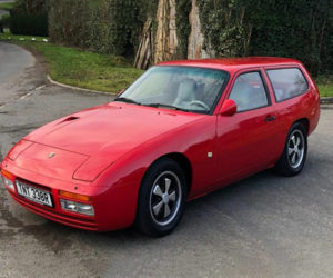 Own This Porsche 924 DP Cargo Custom Wagon