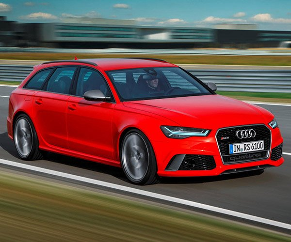 Audi May Finally Bring the RS6 Avant to the States in 2020