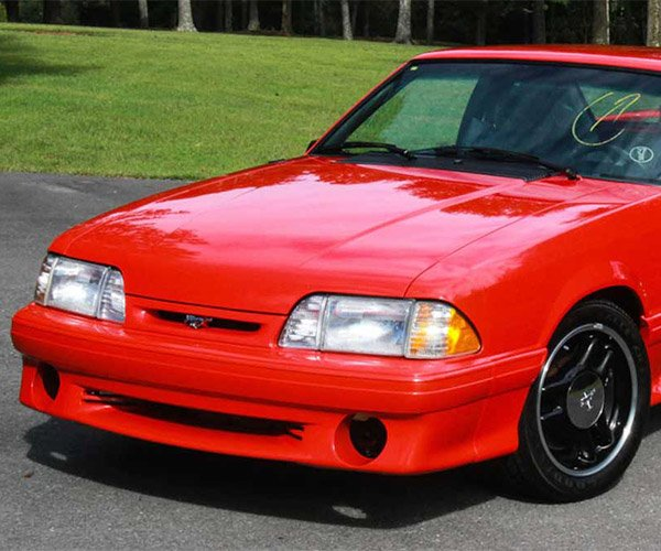 Pristine 1993 Cobra R Mustang Fetches $132,000 at Auction