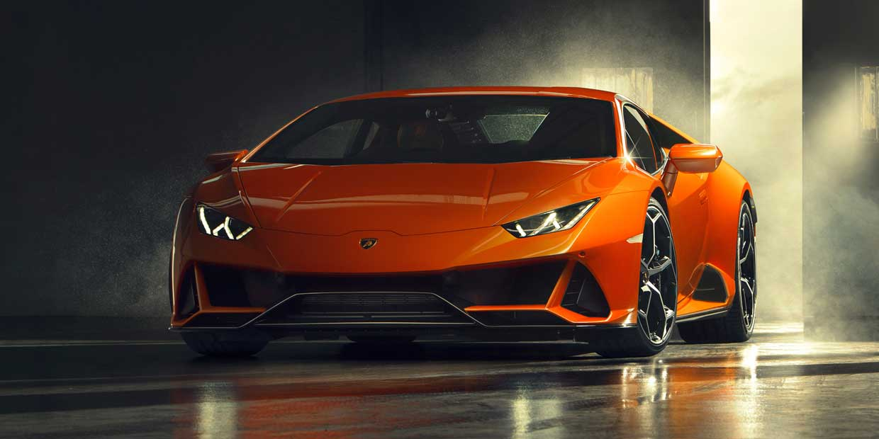 Lamborghini Huracán EVO Gets Fancy Vehicle Dynamics Control