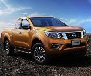 Nissan Execs Say New Frontier Pickup Coming Soon