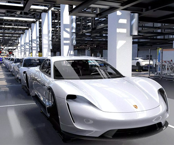Porsche Expected to Double Taycan Production