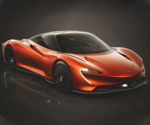 McLaren Unveils Speedtail Custom Designs to Get Buyers Thinking