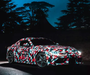 Toyota Teases New Supra (Again) with Race Track Video