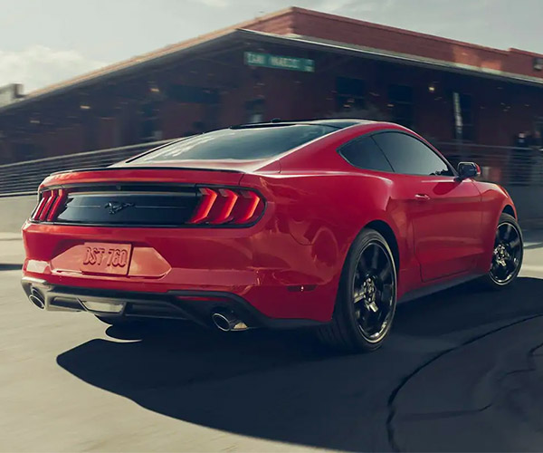 Could a More Powerful EcoBoost Mustang Be Coming for 2020?