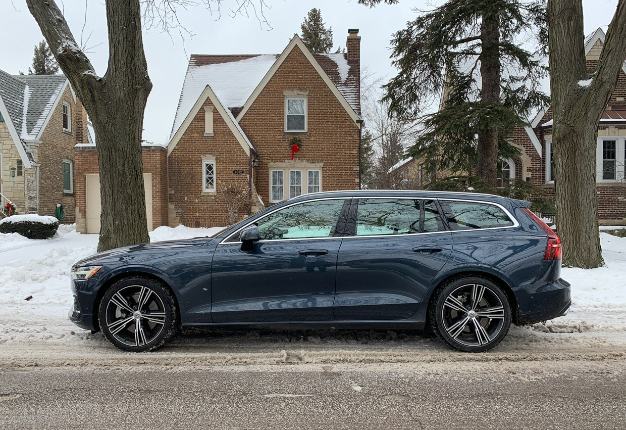 2019 Volvo V60 T6 AWD Review: Hitch Your Wagon to a Star