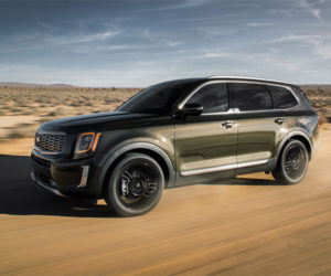Substantial and Affordable Kia Telluride is Fuel Efficient to Boot