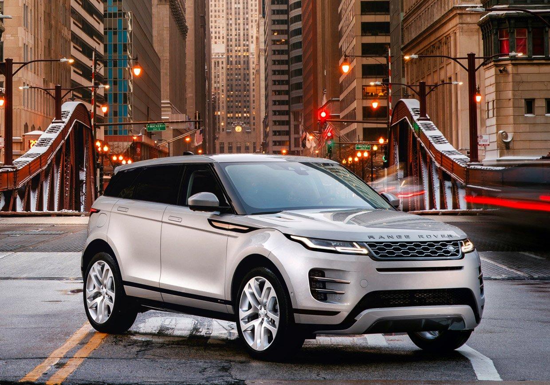 2020 Range Rover Evoque U.S. Prices and Specs Announced