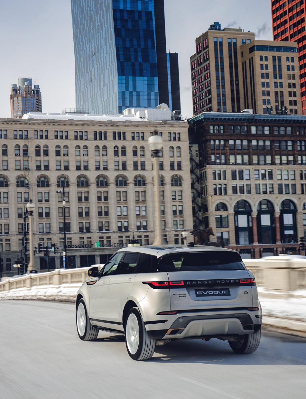 2020 Range Rover Evoque U S  Prices and Specs Announced