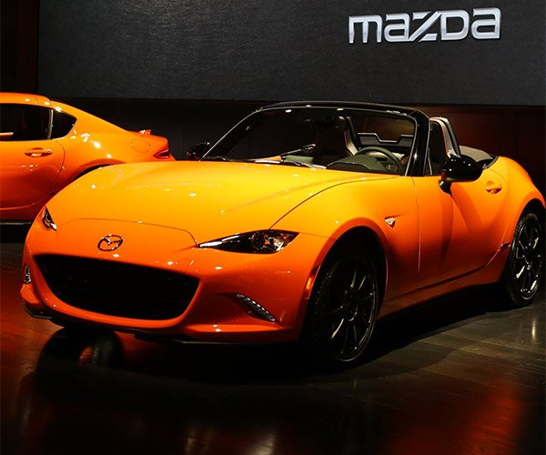 All US-Bound 30th Anniversary MX-5 Miatas Already Sold