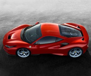 Ferrari F8 Tributo to Replace the 488 GTB