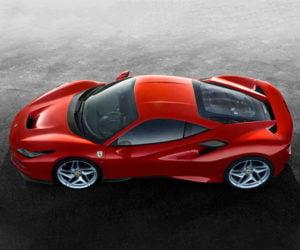 Ferrari F8 Tributo to Replace the 488 GTB