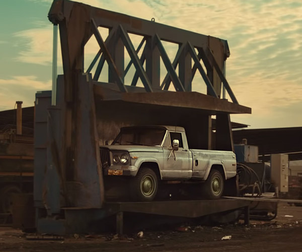 Jeep Crushing a '63 Gladiator for a Commercial Hurts Our Soul
