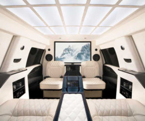 """Inkas' Bulletproof Cadillac Escalade """"Chairman"""" Protects in Style"""