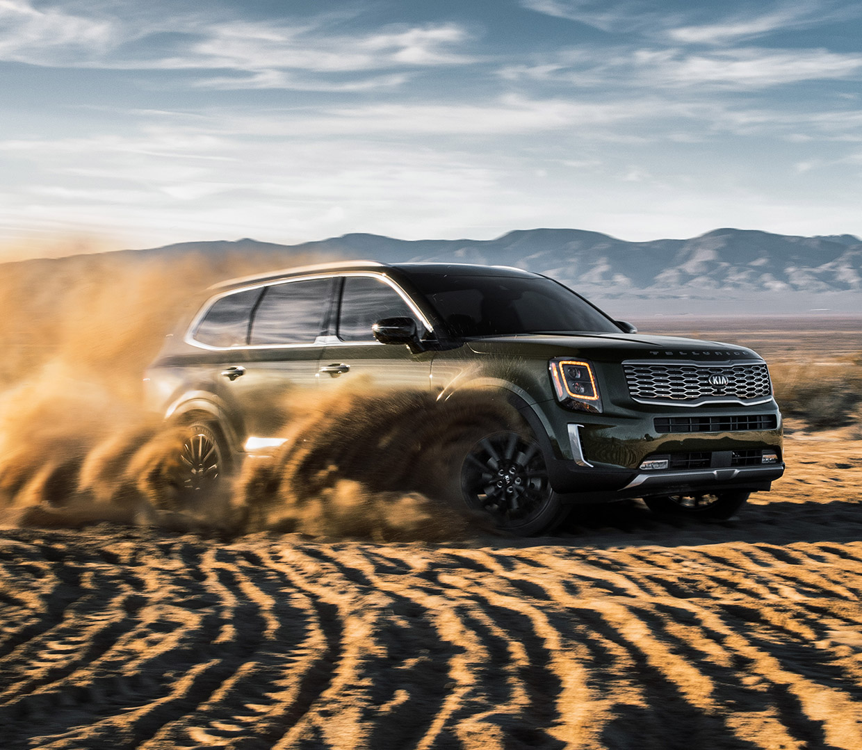 2020 Kia Telluride Offers Space, Style, and Affordability